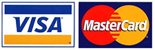 Painters Litchfield NH accepts Visa and Mastercard.