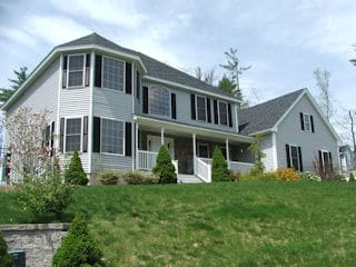 Painters Bow NH residential exterior painting