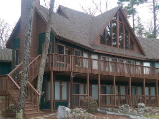 Painters Gilford NH residential exterior painting