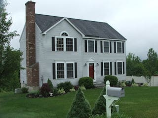 Painters Hooksett NH exterior painting