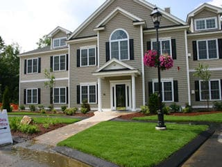 Painters Hooksett NH professional exterior painters