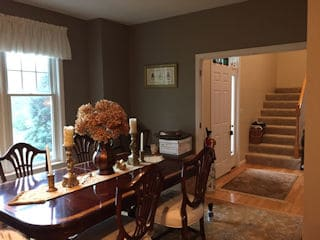 Painters Nashua NH residential interior painting