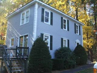 Painters Newmarket NH professional exterior painting