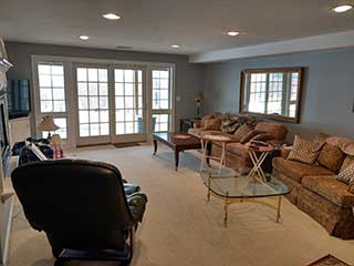 Interior painting in Laconia NH customer review Craig and Kerry Smelser house