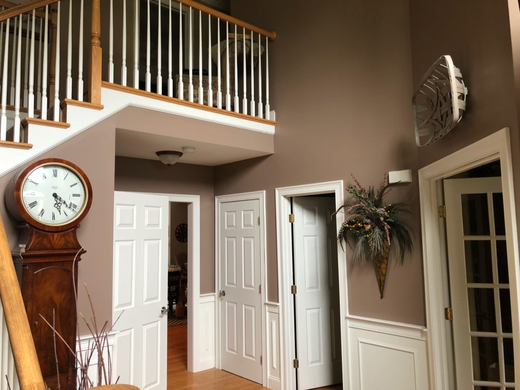 Interior painting by New England Painting