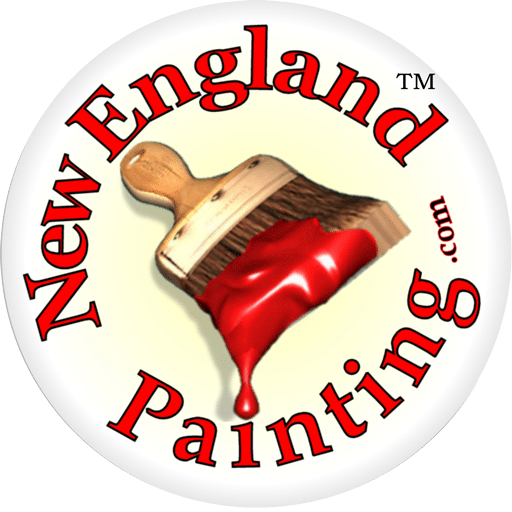 New England Painting NH's #1 Painting Contractor logo.