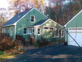 Painters Weare NH exterior painting