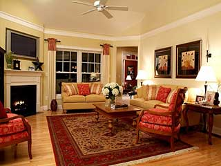 Painters Litchfield NH interior room painting.