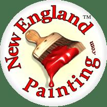 New England Painting logo.
