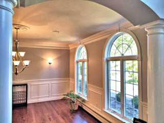 Painters Bedford NH residential painting interior.