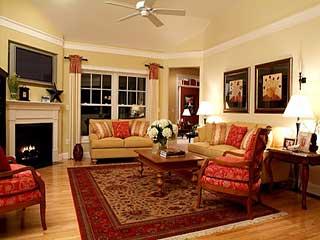 Painters New Boston NH interior painting.