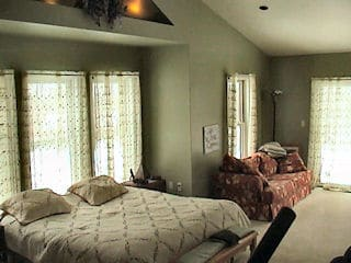 Professional interior painting by painters hollis NH.