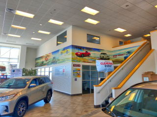 Painters Windham NH commercial interior painting.