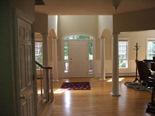 Painters Concord NH residential interior painting.
