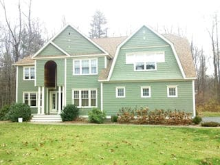 Painters Stratham NH residential exterior painting.
