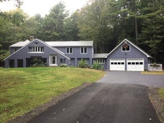 Painters Greenland NH professional exterior painting.