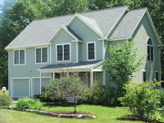 Painters Stratham NH professional exterior painting.