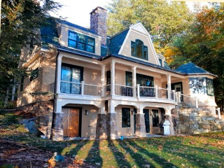 Painters Bow NH exterior painting.