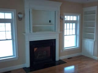 Painters Goffstown NH residential interior painting.