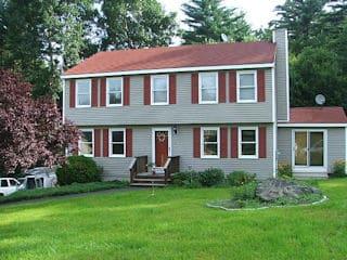 Painters Hudson NH professional exterior painters.