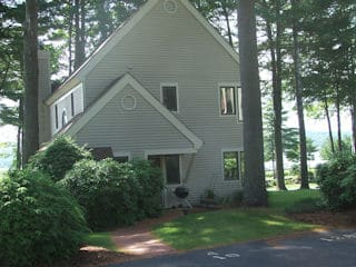 Painters Laconia NH exterior painting.