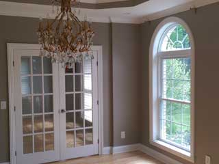 Painters Seabrook NH residential interior painting.
