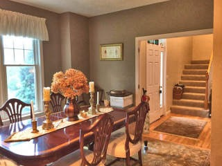 Painters Bow NH interior painting.