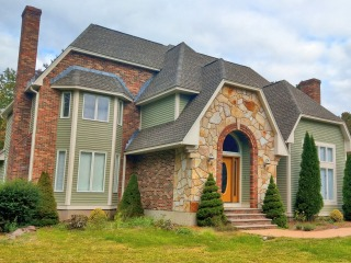 Painters Milford NH exterior painting.