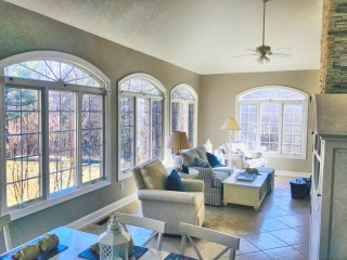 Painters Milford NH interior painting.