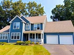nh painting exterior house
