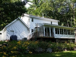 Painters Fremont NH residential exterior painting.