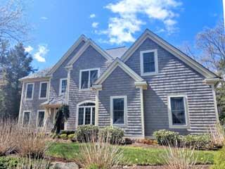 Painters Newfield NH exterior painting.