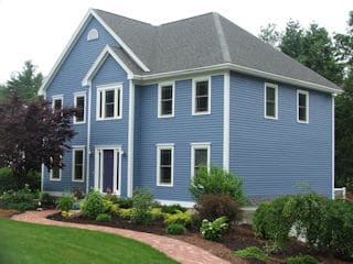 Painters Atkinson NH residential house painting.
