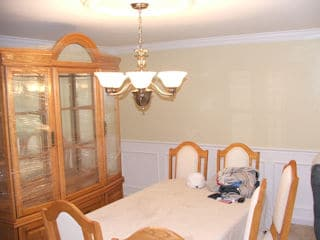Painters Fremont NH residential interior painting.