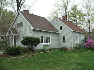Painters Hampstead NH residential exterior painting.
