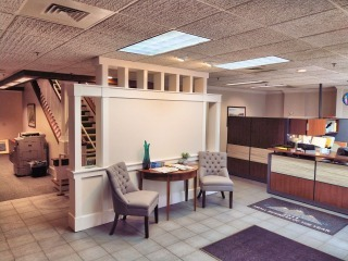 Painters Concord NH commercial interior painting.