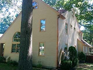 Painters Hampton NH exterior painting.