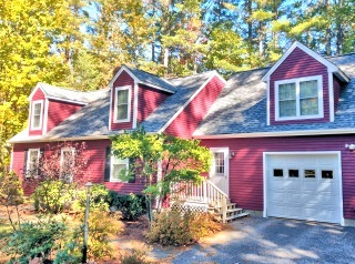 Painters Concord NH professional exterior painting.
