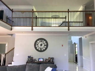 Painters Brentwood NH interior painting.