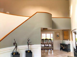 Painters Chester NH interior painting.