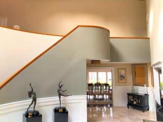 Painters Tilton NH interior painting.