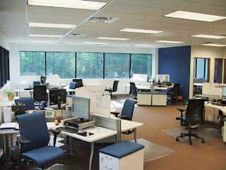 Painters Webster NH commercial interior painting.